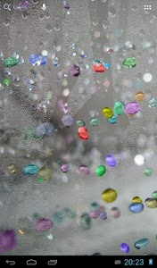 Rain behind glass screenshot 13