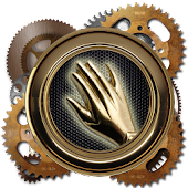 Watson's Steampunk Applauder