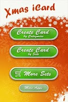 Screenshot of Xmas iCard Addon: Simple