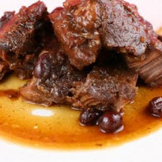 Super Simple Cranberry Roast (beef or pork) Slow Cooker