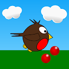 Simple Flappy Robin icon