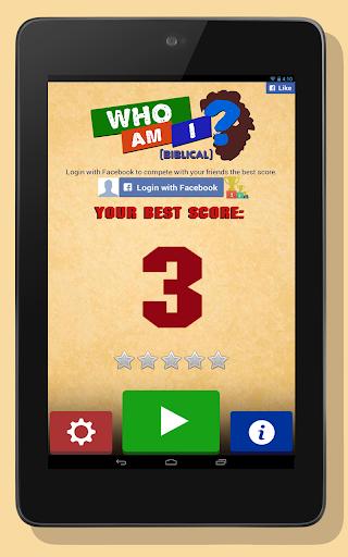 Who am I? (Biblical) 1.2.2_comAds screenshots 9