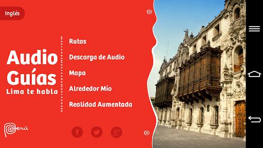 Audioguías de Lima
