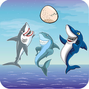Keep Away, Sharks! for PC and MAC