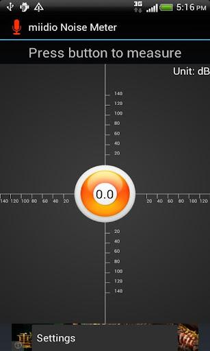 【免費工具App】miidio Noise Meter-APP點子