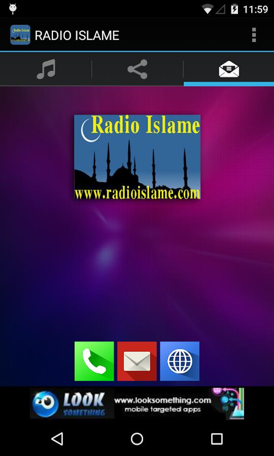RADIO ISLAME- screenshot