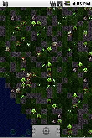 Dwarf Fortress Live Wallpaper - screenshot