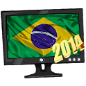 Brazil TV Live icon