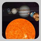 太阳系3D icon