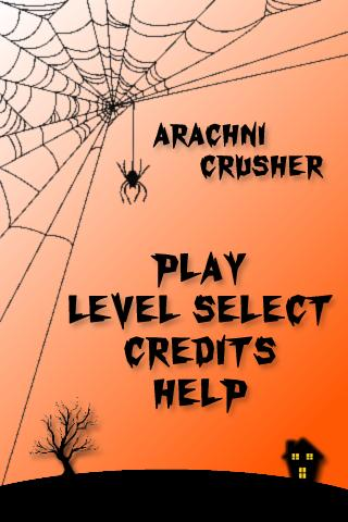 Arachni Crusher Free- screenshot
