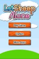 Screenshot of Let Sheep Alone
