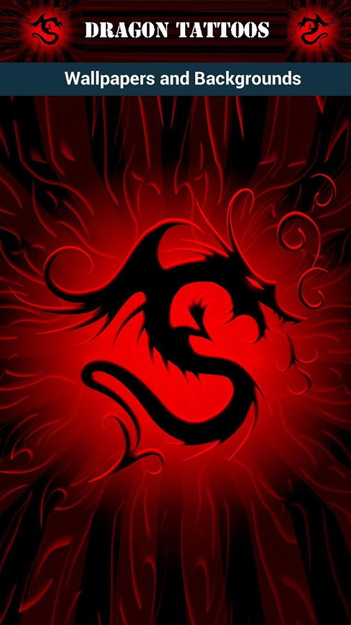Dragon tattoo HD wallpapers - screenshot