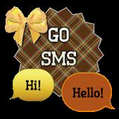 PlaidBows/GO SMS THEME