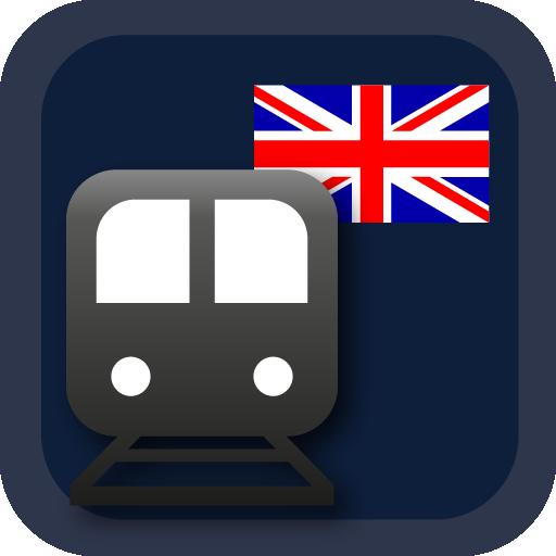 UK TUBE - LONDON METRO & BUS
