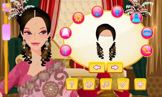 Indian Bride Dress Up - screenshot thumbnail