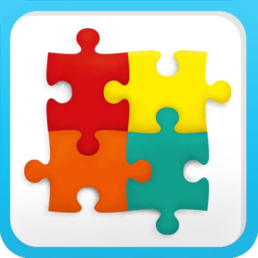 Puzzle JigsawPics LOGO-APP點子