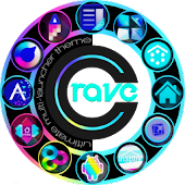 CRAVE Launcher Theme