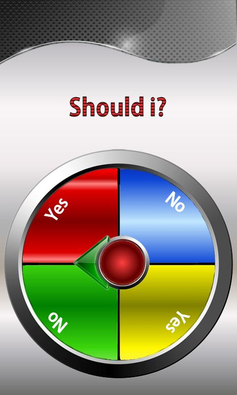 Let android decide - screenshot