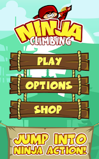 Ninja Climbing- screenshot thumbnail