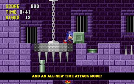 Sonic The Hedgehog Screenshot 3
