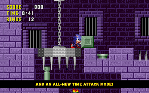 Sonic The Hedgehog - screenshot thumbnail