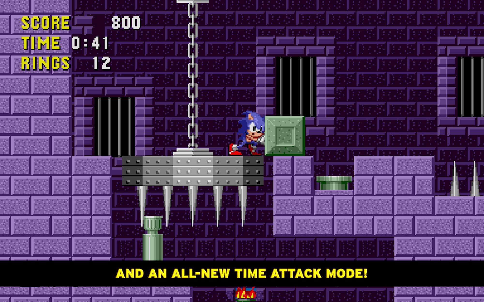 Sonic The Hedgehog screenshot #8