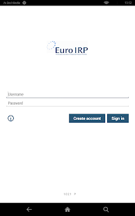 Euro IRP - Investment Research- screenshot thumbnail