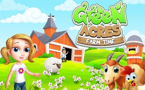 Green Acres - Farm Time