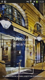 Hotel de Vendome - screenshot thumbnail