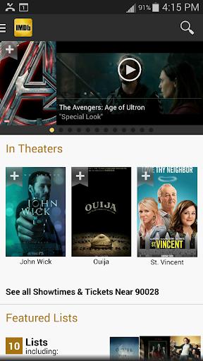 IMDB電影及電視