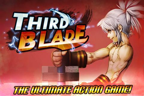 Third Blade - screenshot