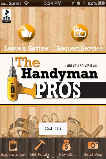 The Handyman Pros