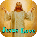 Jesus Love Live Wallpaper Free icon