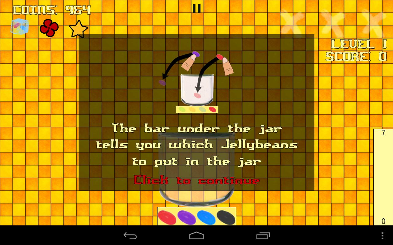JellyBean Factory - screenshot