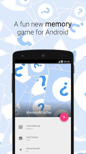 MemoryMatcher: memory game