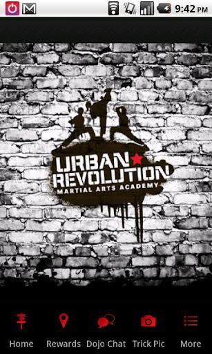 Urban Revolution Martial arts