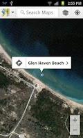 Screenshot of Sleeping Bear Beaches