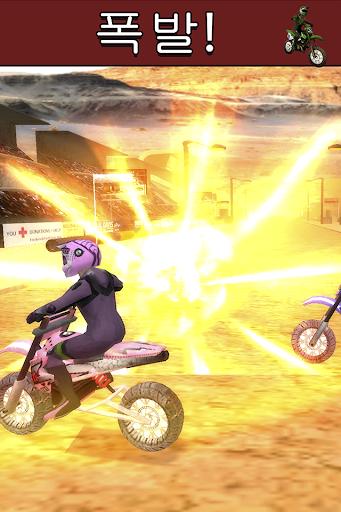 玩免費模擬APP|下載MX 먼지 자전거 레이싱 - 모터 크로스 레이스 게임 app不用錢|硬是要APP