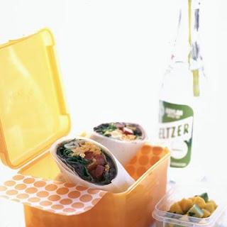 Taco-Salad Wraps