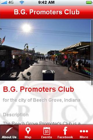 Beech Grove Promoters Club
