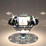 Spin. Diamond Wallpaper HD