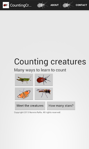 Counting Creatures II