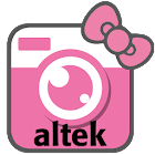 Hello Kitty Cubic Camera icon