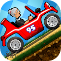 Angry Gran - Hill Racing Car icon