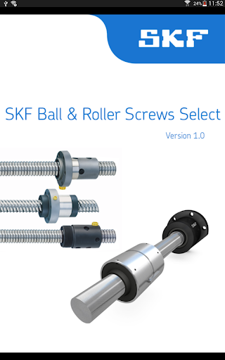Ball and Roller Screws Select