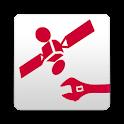 ドコモ位置情報(sub) logo