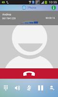Screenshot of UPC Phone (Magyar)