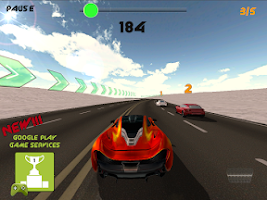 Screenshot of Furious Racing XCar Race Drift