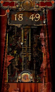 Steampunk Light GOLocker Theme - screenshot thumbnail