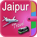 Jaipur Offline Travel Guide icon